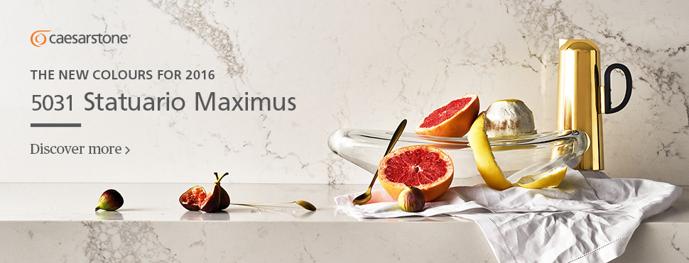 Caesarstone Statuario Maximus Collection