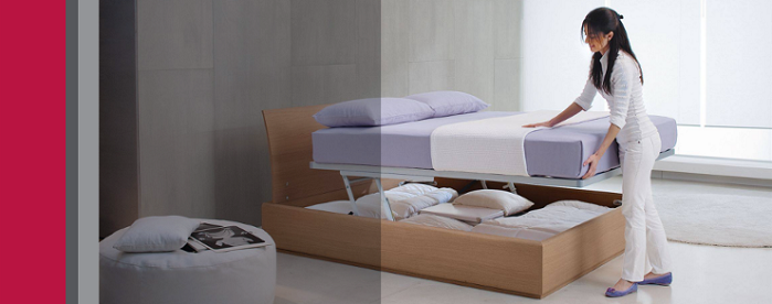Bedroom fittings accessories