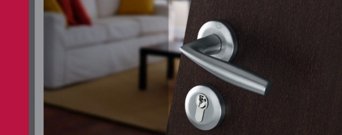 Lever Handles by Hafele